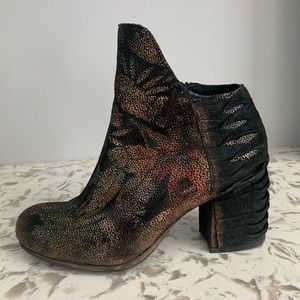 Papucei Nirvelli  Ankle Boot Floral